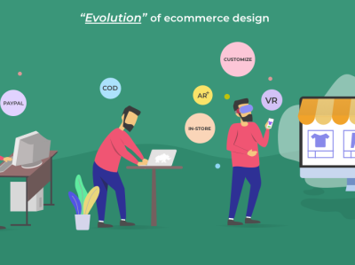 ecommerce evolution updated