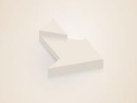 Logo sandbox: 3D crude