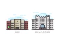 MLK and HFA (High Schools)