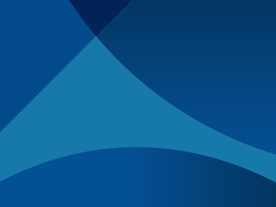 Overlaying blue logo branding pattern