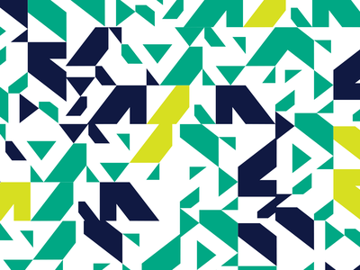 Camouflage logo pattern branding