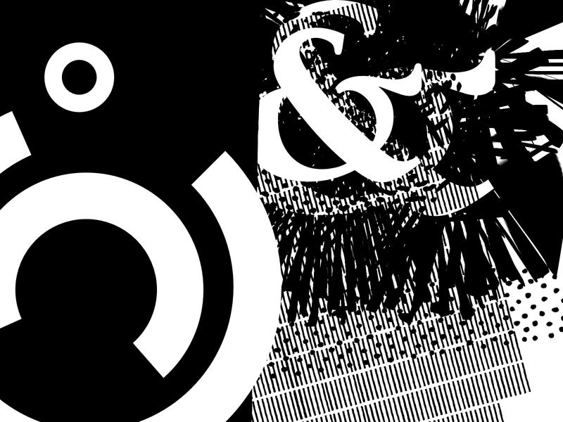 Ampersand textures