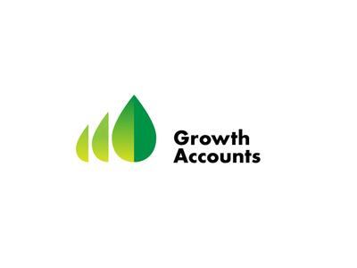 Growth Accounts - Route 3 accountancy logo design branding