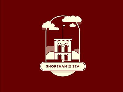 Shoreham by Sea illustration