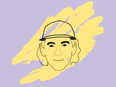 Juicy Self-Portrait
