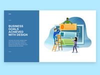 Business Goals Achieved with Design