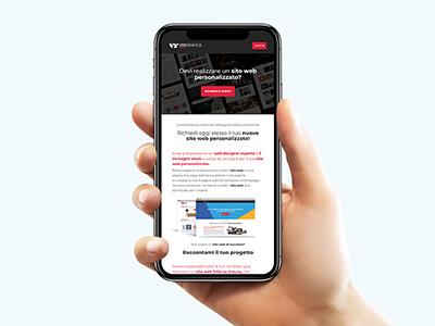 Sito Web Responsive - VdvGrafica Roma graphic design responsive web design web design