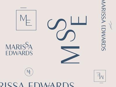 Marissa Edwards Logo Concepts