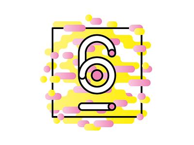 Typefight type monogram 6 typefight