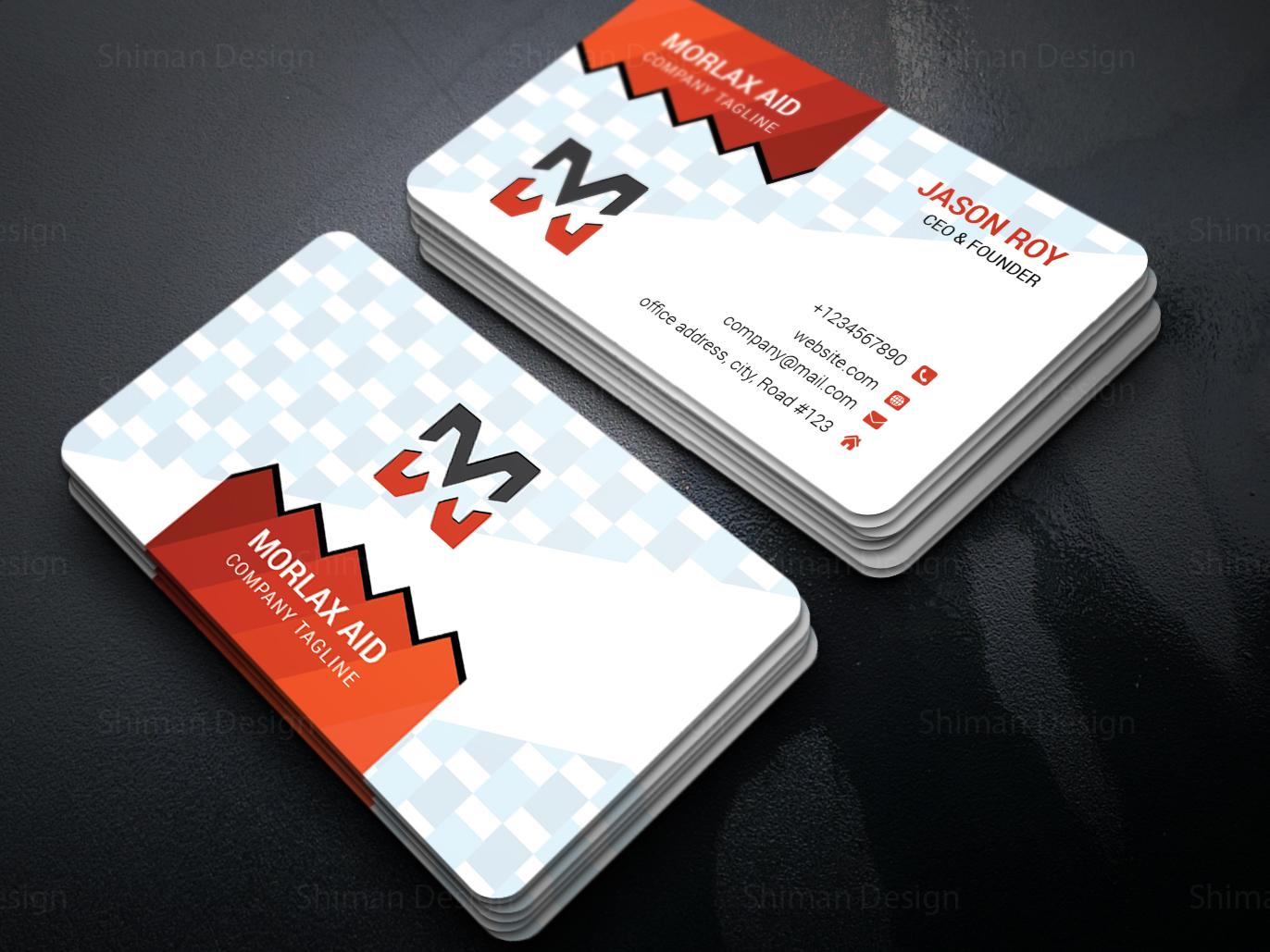 Business Card id card creative business card unique business card 300dpi print ready business card template business card mockup business card design business card illustration photoshop illustrator design business identity branding