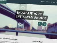 Instawhirl Home Page