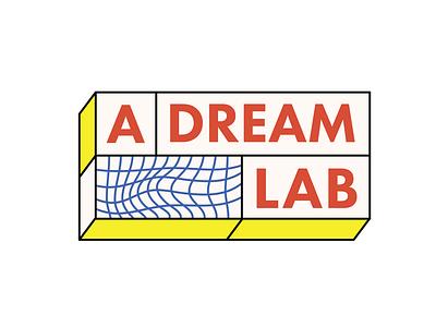 Logo Adream Lab Concept