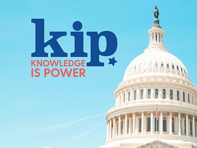 Political Learning App Logo Design