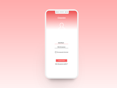 Daily UI Challenge : #1