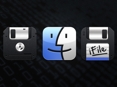 May - iFile icons may ifile finder icon icons ios app floppy disk iphone