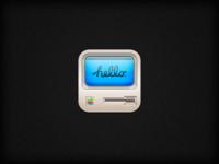 Macintosh ios icon