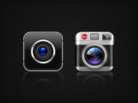 Natal - Camera icons