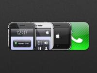 Natal - Phone icons