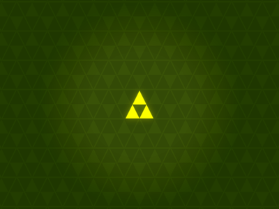 Triforce wallpaper triforce zelda link wallpaper