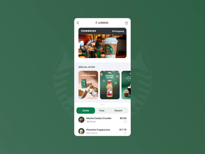 Ordering app app starbucks coffee cafe ios app order food order management restaurants foor order