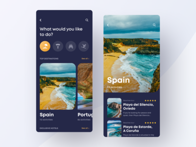Travel App for Exploring the World