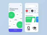Online Shops Mobile Aggregator
