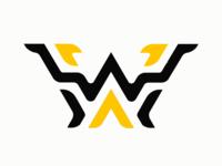 """""""W"""" Monogram."""