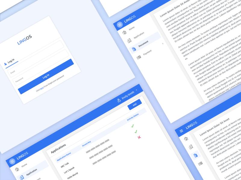 Data Analysis Platform wireframe login browser icon navigation header side menu sidebar mockup prototype interface web platform uiux visualisation visualization datascience analysis data app