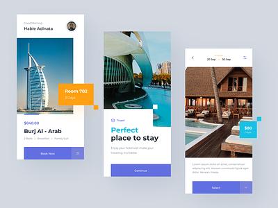 Trapel - Visual Exploration travel app hotel app booking app booking mobile traveller travelling travel hotel