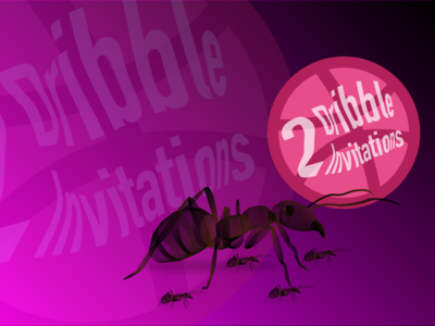2 Dribble Invitations