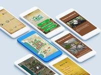 Laredo VirtHIS - Map App
