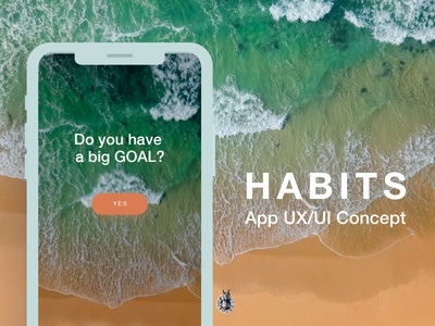 HABITS: A Habit Tracking App tracker habits tracker planner planer goal tracker goals goal habit tracker habits habit