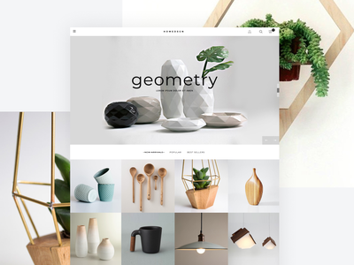 Homedesign Magento Template furniture store furniture user interface web design magento templates magento theme magento 2 ecommerce magento