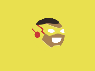 Kidflash wallpaper