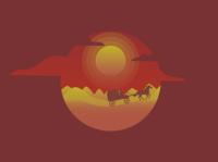 Desert sunshine