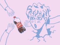 Feels like sweet cola