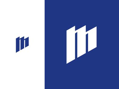 Logo proposal m guide mark brand typography brandbook branding design identity logo