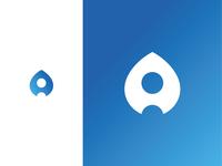 Old logo proposal (A-Rocket)