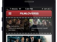 Filmloverss iPhone App