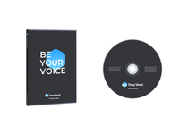 DeepVocal Logo and Package Design