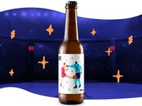 Balhe beer design