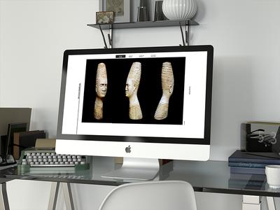 Hands of Creation | Web Design