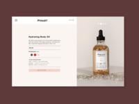 Phloof Skincare | eCommerce Store