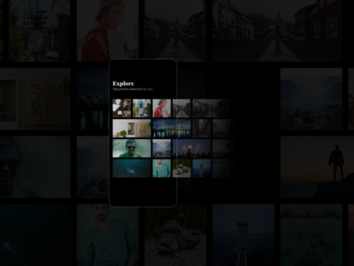 Explore Gallery Grid