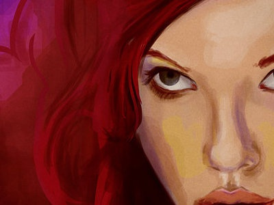 The Preying Widow By Prit Cee On Dribbble