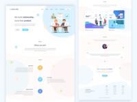 Design Geek Landing Page