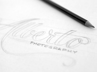 Alberto Photography Sketch