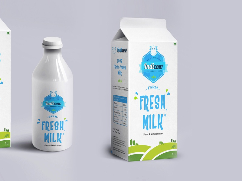 Indicow - Fresh Milk