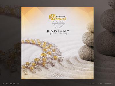 "The Dawning Diamond - RADIANT ""Premium Jewellery"""