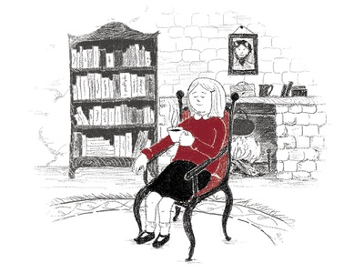 Lucy • Tea at Mr. Tumnus'